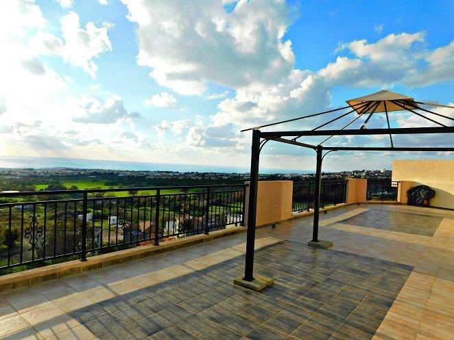 balcony view mesa chorio