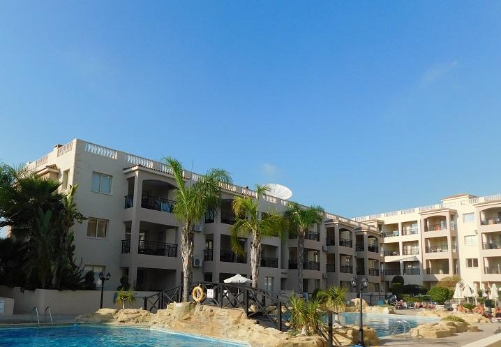 Квартира 85 м² в Пафосе