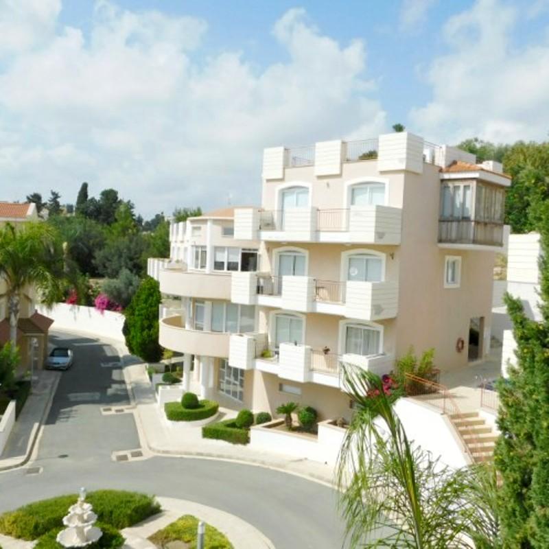 Квартира 73 м² в Пафосе