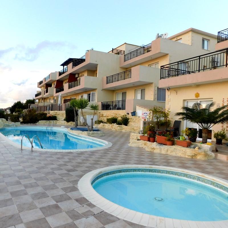 Flat 50 m² in Paphos
